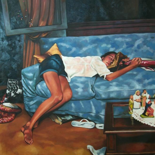 Sleeping-Teenager-Tomas-Saliot