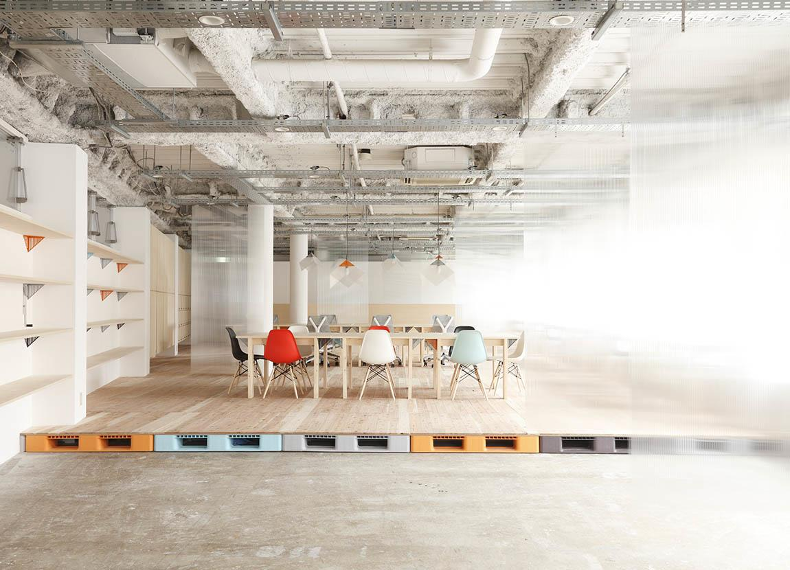 Open Source Furniture By Nosigner For Mozilla Factory