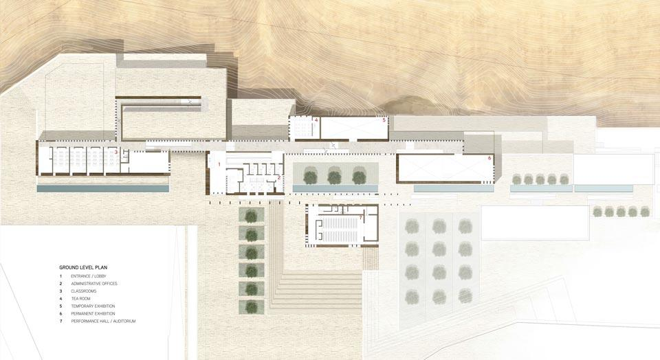 Caravan-Bamiyan-Cultural-Centre-Atelier-3AM-Plan_Ground-Floor