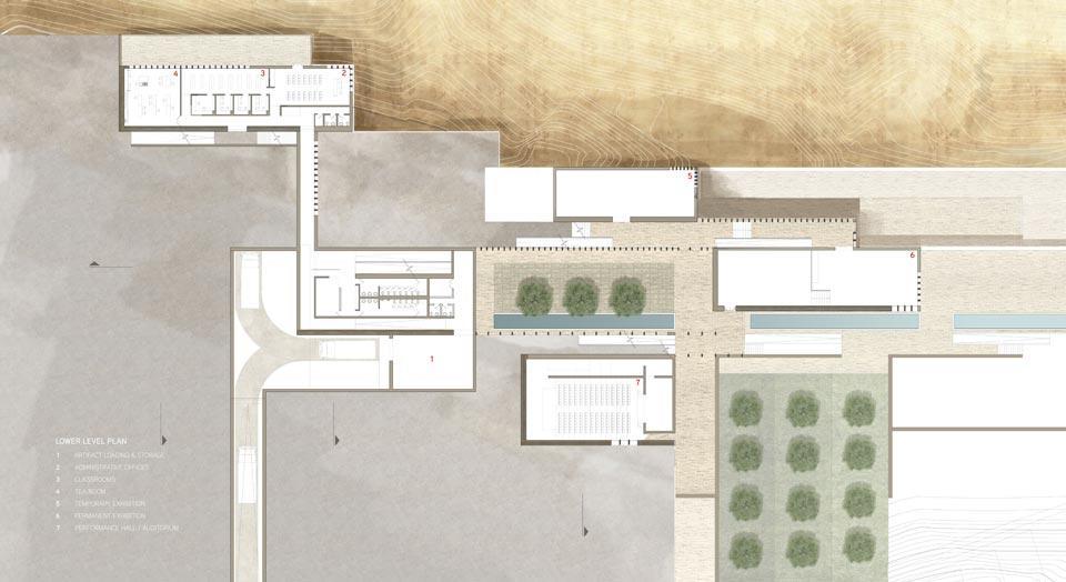Caravan-Bamiyan-Cultural-Centre-Atelier-3AM-Plan_Lower-Level