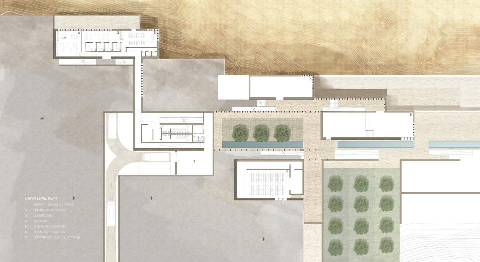 Caravan-Bamiyan-Cultural-Centre-Atelier-3AM-Plan_Lower-Level