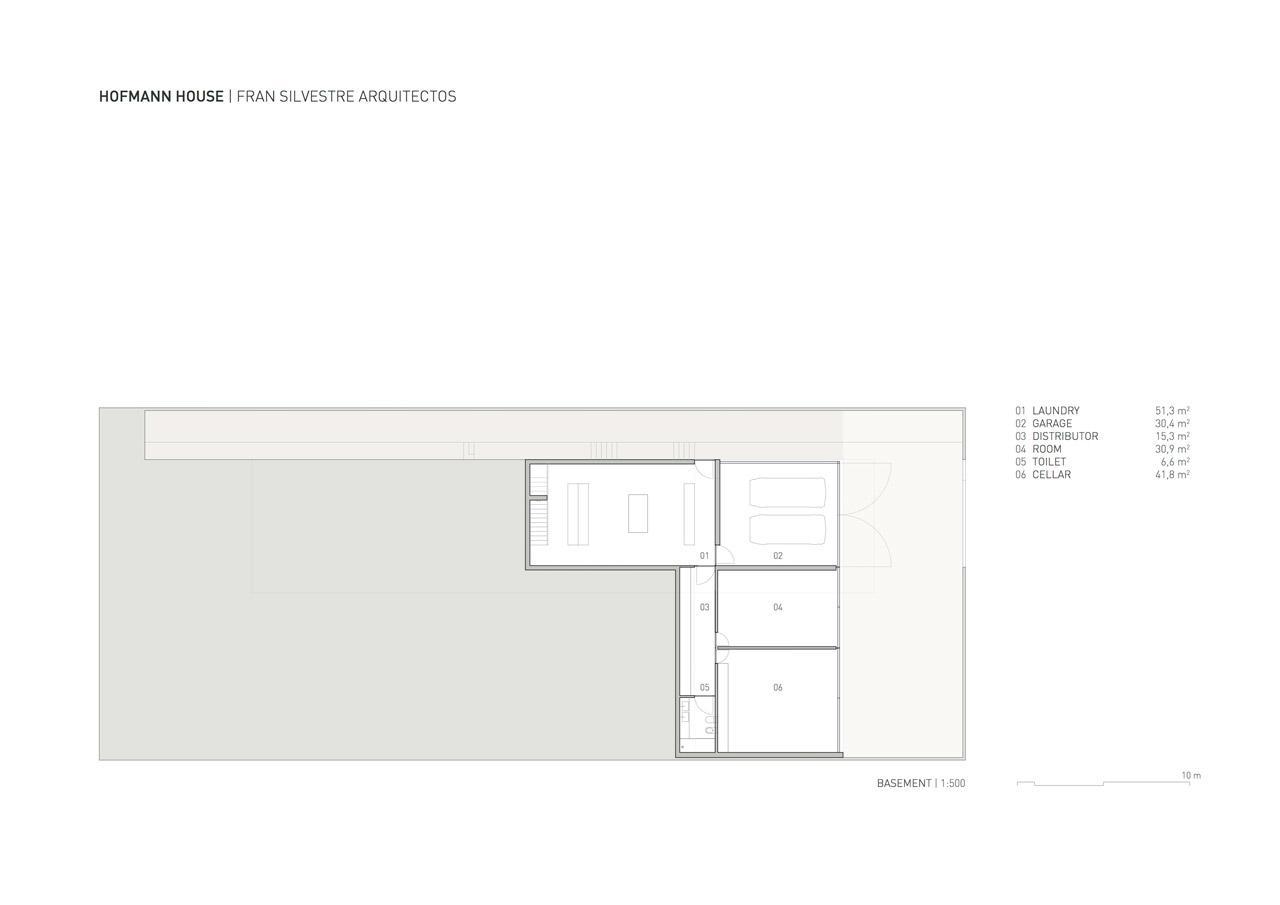 FRAN-SILVESTRE-ARQUITECTOS-VALENCIA---HOFMANN-HOUSE---BASEMENTFLOOR