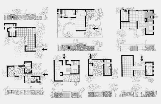 studies-for-weekend-houses-1942-1945