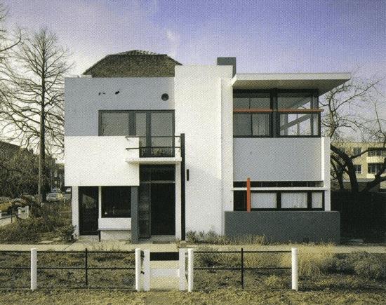 Rietveld-Schroederhouse
