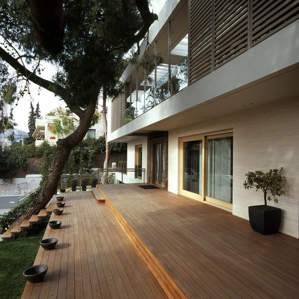 Greek Modernist Residence Refurbishment in Psihiko by Fotini Margariti 08