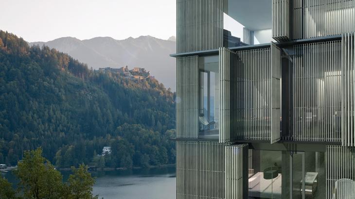 buerger katsota architects - annenheim kuben -view 03