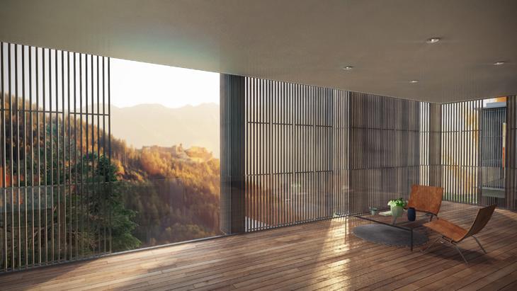 buerger katsota architects - annenheim kuben - view 04