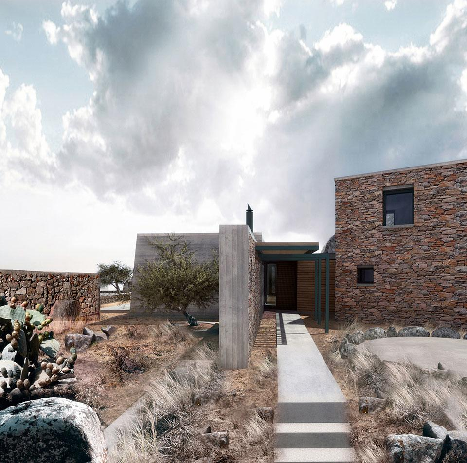 01_House-in-the-Rocks-Entrance